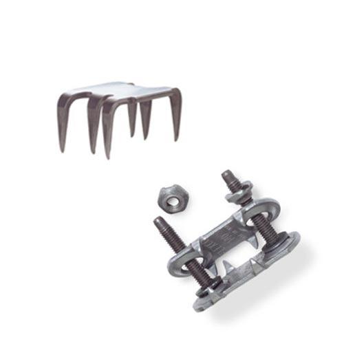 Връзки и скоби за ремонт на ленти