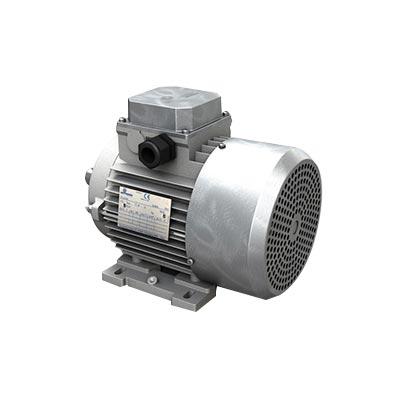 Електродвигатели със спирачка